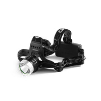 Quality 1800 Lumen XML T6 Flashlight Flashlight Led Head Lamp Light 18650 Item Led Headlamp Headlight