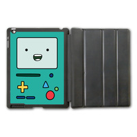 Adventure Time Beemo Protective Smart Cover Leather Case For iPad 2 3 4/iPad 5 Air/iPad Mini A016