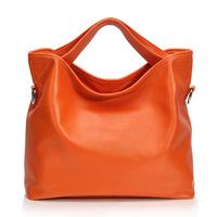 2014 new fashion Mobile Messenger bag shoulder bag ladies leather handbags 2221