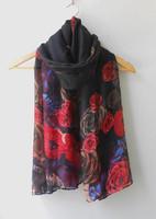 (free shipping)muslim shawl ,muslim scarf,muslim hijab 180*100cm viscose can choose colors
