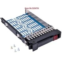 """2.5"""" SAS SATA Tray Caddy for HP 378343-002 DL380 DL360 G6 DL360 DL580 DL585 DL785 G5 BL20p DL380 DL580 ML570 G4 DL385 G5p DL360"""