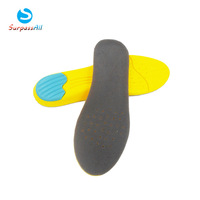 Men/Women Arch Support  Memory Foam Breathable Sweat Absorbing Shock Absorption Insoles Basketball Sports shoe insoles Pads