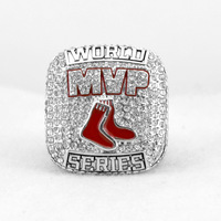 Free shipping replica Exquisite engraved 2013 Boston Red Sox Championship Ring