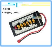 Wholesale 10PCS/Lot XT60  Connectors 80A 2S~6S Balanced Charging Board Parallel - Up to 6 Batteries AKKU charger