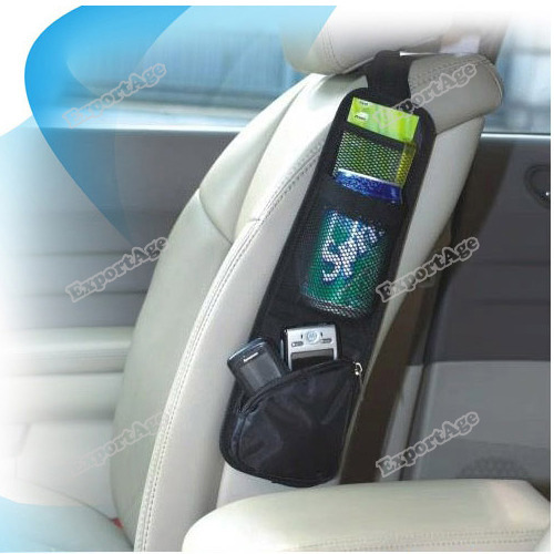LilacLine Vehicle Car Multi Side Pocket Seat Storage Collector Hanging Bag Collector [24 hours dispatch](China (Mainland))