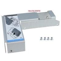 """9W8C4 Y004G 2.5"""" adapter 3.5"""" F238F SAS/SATA Tray / Caddy + screws FOR /d962c/f9541/373211-001/42r4131"""