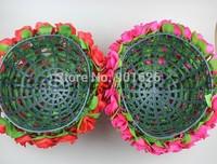 30cm Artificial Flowers Bladder Rack  of artificial flowers wedding flower ball rack ball rack plastic bladder