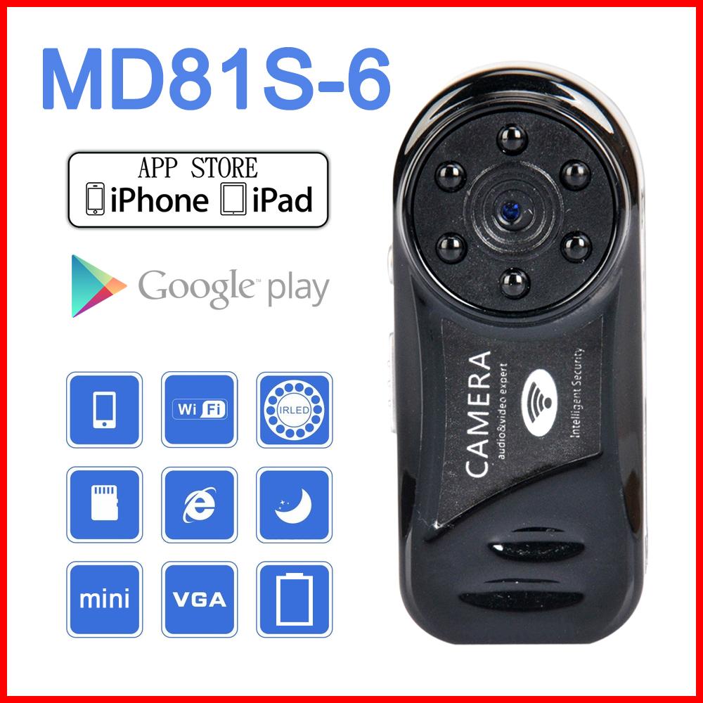 MD99S WiFi MD80 IP Camera wireless WiFi camera 640*480 Hidden camera Mini camera DVR For IOS Android Phone Tablet PC Pad Pod Mac(China (Mainland))