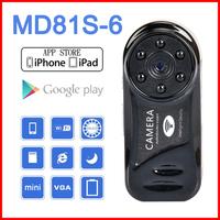 MD99S WiFi MD80 IP Camera wireless WiFi camera 640*480 Hidden camera Mini camera DVR For IOS Android Phone Tablet PC Pad Pod Mac
