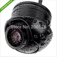 Mini car camera 360limit  Front / rear / side rear view camera parking aid + drill