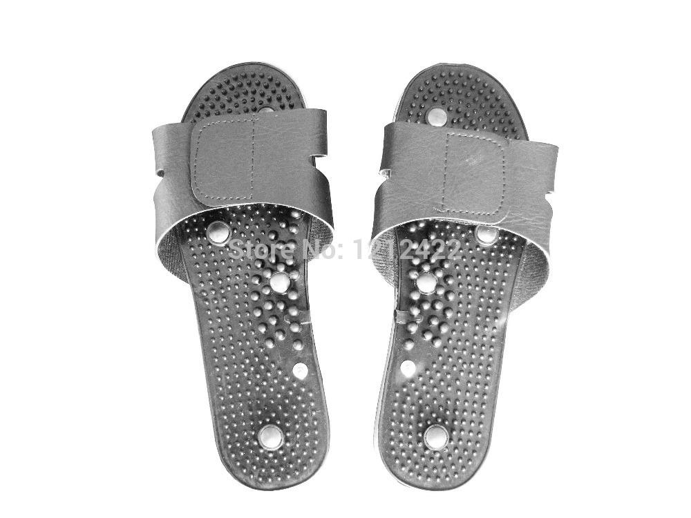 Slippers for heel pain