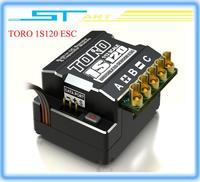 Original Skyrc TORO 1S120 ESC brushless motor ESC for Brushless Sensor Sensorless Motor 1/12 On Road competition free sh boy toy