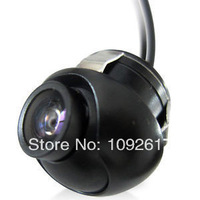 car Factory promotion selling CCD HD night vision rear view camera front view side view with 360 degree Rotation free shipping