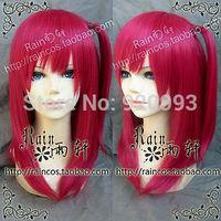 FREE SHIPPING ****Magi-The Labyrinth of Magic Morgiana Pink Cosplay wig Party wig