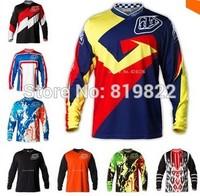 014/2015 New Troy Lee Designs TLD GP AIR Moto Jersey Mens MTB Bike Cycling Racing Motorcycle Motocross TLD Jerseys Full T Shirts