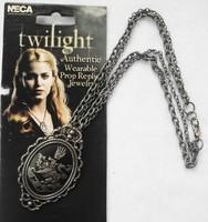 Hot Dramas Twilight Rosalie Pendant Necklace For Women Personalized Exquisite Sculpture Movie Style Fashion Chain Long Necklaces