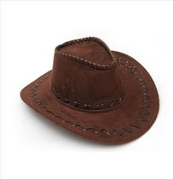 2014 High quality fashion summer  Cowboy hat for men and women vestido infantil  chapeu western cowboy general hat