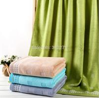 "Home textile! New Bamboo Fiber towel /Bath towel, SPA Wrap ,Grid bath towel, Size 55""x27""(140x70cm),420g"