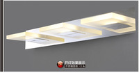NEW Modern3 Lights Fixture Minimalist LED Waterproof  Bathroom Mirror Vanity Lights  ROHS/CE FREE SHIPPING