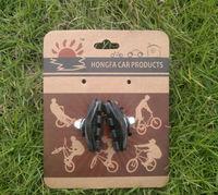Bicycle brake rubber-block KL-45