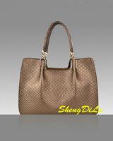 2014 Hot Sale Women handbag Luxury Lady Crocodile Pattern Hobo Tote Shoulder Bag women leather handbags designer bags