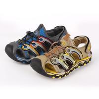 Brand  Children Shoes Ploughboys Boy Sandals Child Sandals  Genuine Leather Sandals Kids Summer Shoes