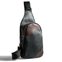 2014 new fashion desigual chest men bag outdoor sports shoulder men's travel bags