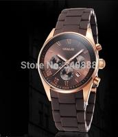 Men's fashion sports watches Waterproof quartz watch