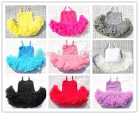 Baby Chiffon Princess Dress Toddler Girls Rose Ball Gown Cute Bubble Tutu Dress Baby Fashion Spring Summer Clothing Free Ship