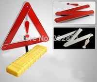 Emergency Triangle Road Safety Sign Reflecting Trigonometric Rack Folding Car Truck Warning Sign5JSJ-01 Free Shipping 50pcs/lots