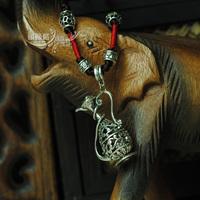 Yunnan Ethnic Tibetan jewelry long necklace  free shipping