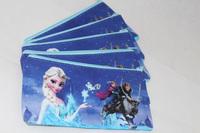 201407H frozen Pencil bag  Snow Romance   Princess Queen Adventure Girl Pencil  bag   40274824791
