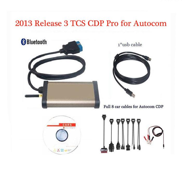 para autocom+bluetooth+full 8 cables del coche sin gastos de envío