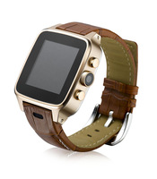 2014 Best  innovations android watch mobile phone Gps tracker,wifi ,passometer,fitness tracker