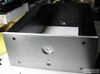 AMPLIFIER BOX/AMPLIFIER CASE/ FULL aluminum chassis case enclosure for class A amplifier 260X120X311mm