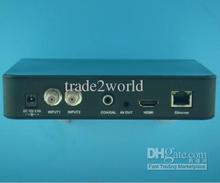 Atacado - Azbox Bravissimo Full HD 1080p receptor de satélite , DVB compatível, suporte DVB- T / DVB S2 inteligente Tuner(China (Mainland))