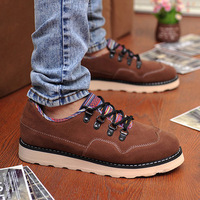 new 2014 men's casual shoes sneakers shoes male fashion blazer men loafers soft leather shoes