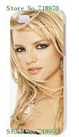 2014 fashion! Unique Newest Designs! Britney Spears Hard cover cases for iPhone5 5s 1PCS + free shipping