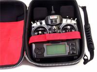 Freeshipping Flysky FS-TH9X 2.4G 9CH Transmitter Radio Mode2 For RC Heli + Bag Case