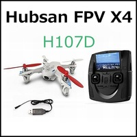 Hubsan X4 H107D FPV 5.8G 4CH 6 Axis RC Quadcopter RTF
