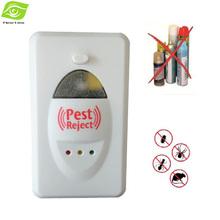 Inicio Necesario Pest Reject 100 % seguro eficaz Repele Todos los insectos y roedores mosquitos ratas cucarachas Control de repelente de plagas(China (Mainland))