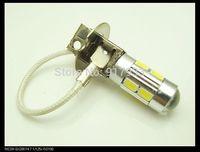 1 x H3 5630 LED 10 SMD Car Auto Dental lamp Fog Head Parking Signal Headlight Light Lamp Bulb 12V white Free Shipping