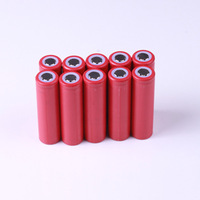DHL TNT UPS Free Shipping 100PCS Genuine Sanyo 18650 3.7V 2600mAh UR18650ZY li-ion battery