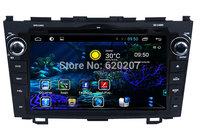 Android 4.2 CAR DVD audio navigation for  HONDA CRV(2007-2011)Capacitive screen,GPS, DVD, FM/AM, iPod, Bluetooth, RDS, 3g, wifi,