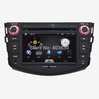 7inch Car DVD Player for Toyota RVA4 2006-2012 +GPS Navigation+Bluetooth+FM/AM Radio+AUX
