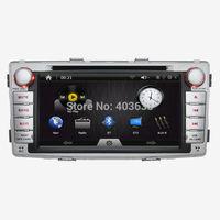 6.95inch Car DVD Player for Toyota HILUX 2012-2014 / GPS Navi / Digital TV ISDB-T / IPOD / FM AM / RDS / AUX / BT