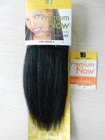Free Shipping  yaki human premium premium now hair premium now straight hair14inch color 2 5packs a lot