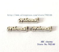 Mix Min Order $10 10pcs Bridesmaid   Floating Charms Fit Floating charms lockets Free shipping FC267