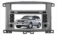 Android 4.2 Car multimedia gps navigatiion player for Toyota Land Cruiser 100 with 3G wifi BT Radio IPOD Steering Wheel Control