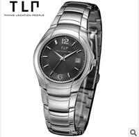 TLP brands,Slim men's watches, best gift,Waterproof stainless steel quartz watch,watches men luxury brand